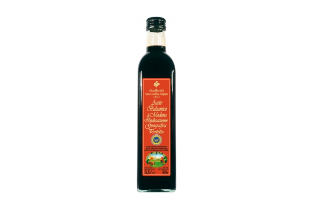 "Balsamic vinegar of Modena I.G.P. in ""Ligustro"" bottle"