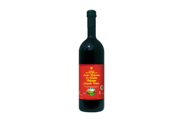 "Balsamic vinegar of Modena I.G.P. in ""Bordolese"" bottle"