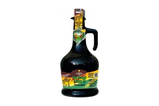 "Balsamic vinegar of Modena I.G.P. organic in ""Ampolla"" bottle"