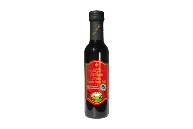 "Balsamic vinegar of Modena I.G.P. in ""Cesana"" bottle"